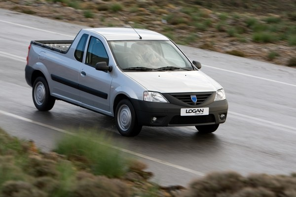 Dacia Logan Pick-up  - motogazeta mojeauto.pl