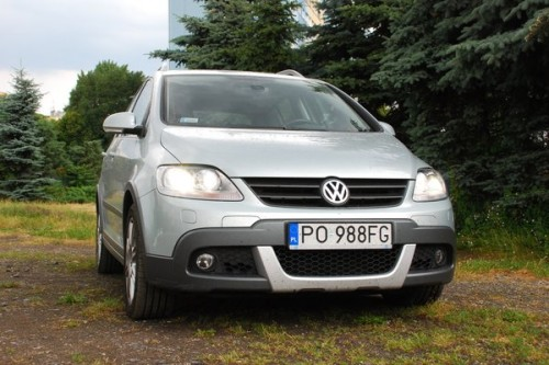 Volkswagen Golf Plus Cross: Pozorant