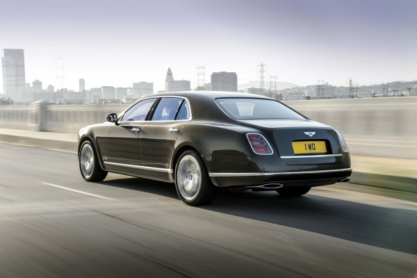 Bentley Mulsanne Speed  - motogazeta mojeauto.pl