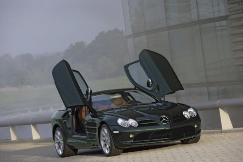 Mercedes SLR McLaren do lamusa