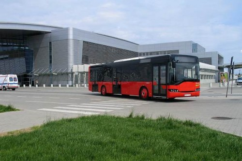 Solaris Urbino wicemistrzem Bus of The Year 2005