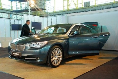 BMW 5 Gran Turismo w Polsce + [VIDEO]