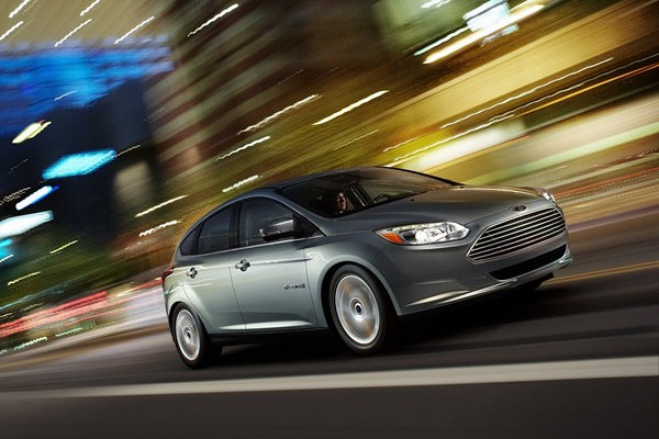 Ford Focus Electric  - motogazeta mojeauto.pl