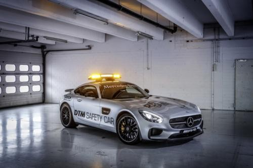 Oto nowy safety car w DTM