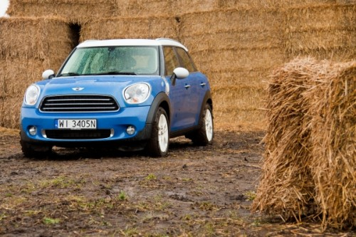 MINI Countryman Prodrive