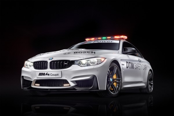 BMW M4 Coupe DTM Safety Car  - motogazeta mojeauto.pl