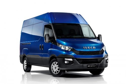 Odnowione Iveco Daily
