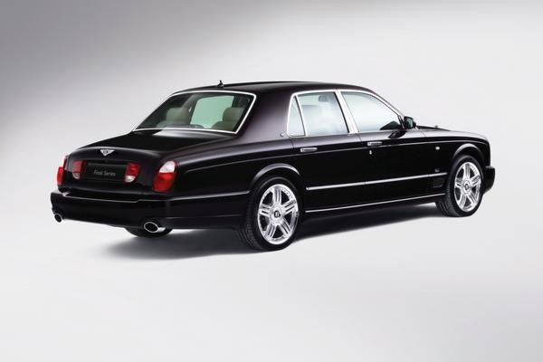 Bentley Arnage Final Series  - motogazeta mojeauto.pl