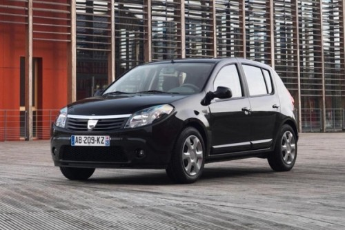 Dacia in Black
