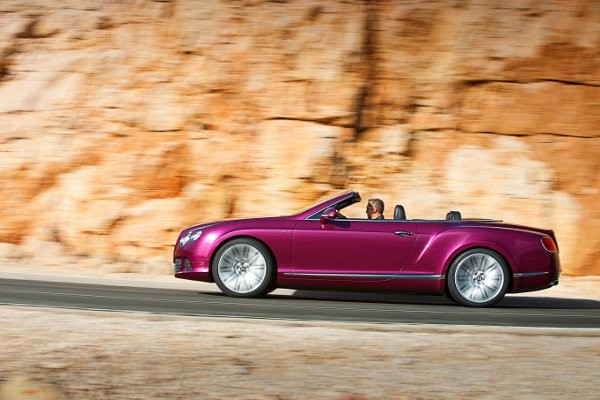Bentley GT Speed Convertible  - motogazeta mojeauto.pl