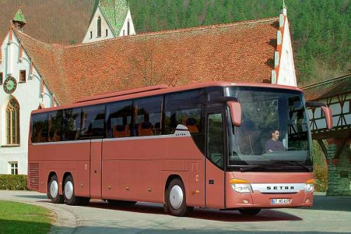 20 lat ABS w autobusach Setra