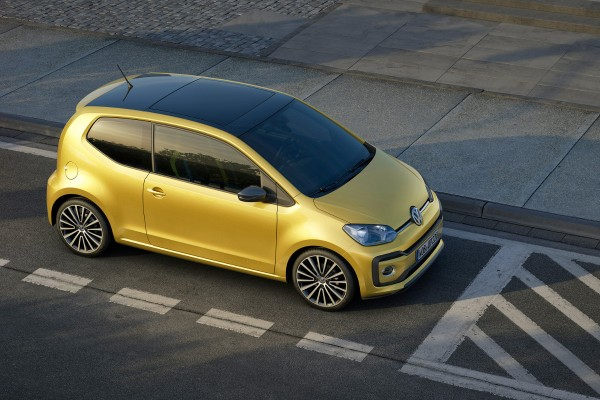 Volkswagen up! GTI - ostry maluch  - motogazeta mojeauto.pl