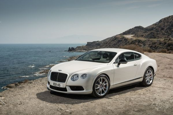 Bentley Continental GT V8 S Coupe i Convertible  - motogazeta mojeauto.pl