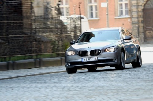 BMW Seria 7: VIDEO-TEST