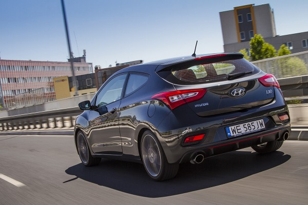 Hyundai i30 Turbo - Test video  - motogazeta mojeauto.pl