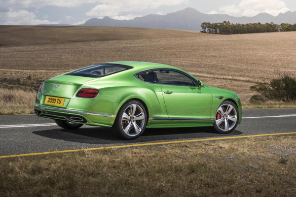 Bentley Continental GT Speed 2015  - motogazeta mojeauto.pl