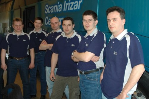 Scania Top Team 2007