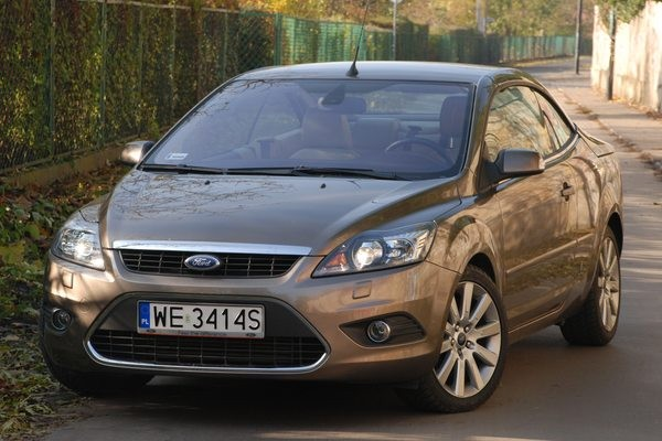 Ford Focus CC: VIDEO-TEST  - motogazeta mojeauto.pl