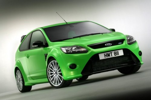 Ford Focus RS: Najszybszy hot-hatch Europy