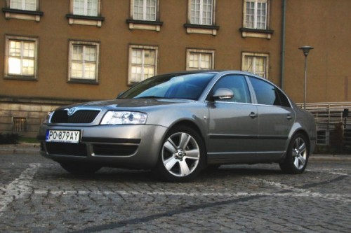 Skoda Superb: Alternatywa luksusu