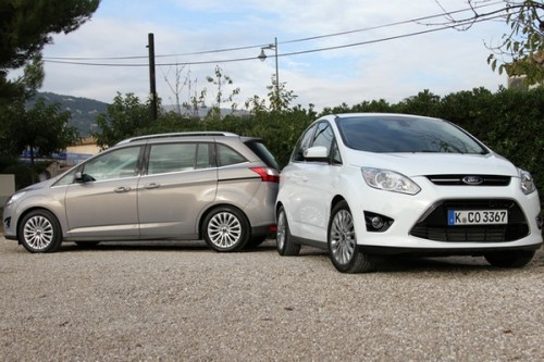 Oto nowy Ford C-MAX i Grand C-MAX + [VIDEO]