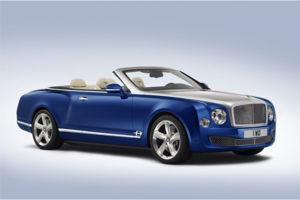 Bentley Grand Convertible  - motogazeta mojeauto.pl