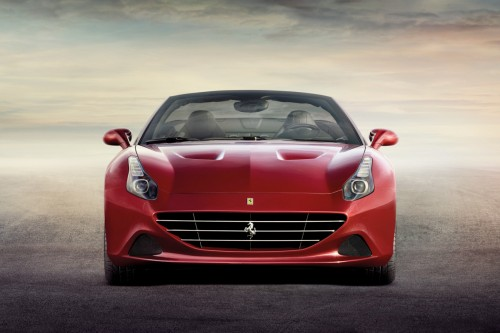 Turbo Ferrari California T