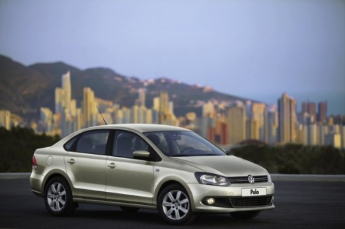 Volkswagen Vento do Indii
