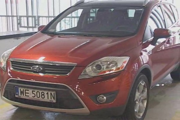Testy mojeauto.pl : Ford Kuga - video w mojeauto.tv