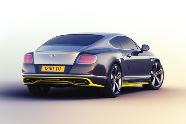 Bentley Continental GT Speed Breitling Jet Team Series  - motogazeta mojeauto.pl