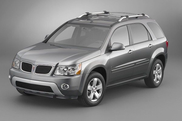Pontiac Torrent - Forum