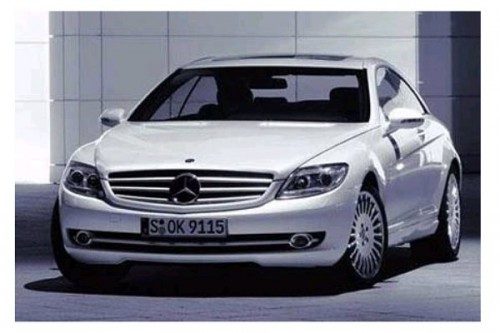 Nowy Mercedes CL