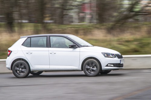 Skoda Fabia III 1.2 TSI - TEST VIDEO