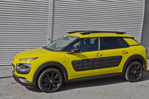 citroen c4 cactus crossover nie musi by nudny. Black Bedroom Furniture Sets. Home Design Ideas