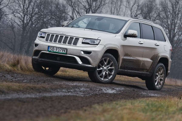 Jeep Grand Cherokee: VIDEO-TEST  - motogazeta mojeauto.pl