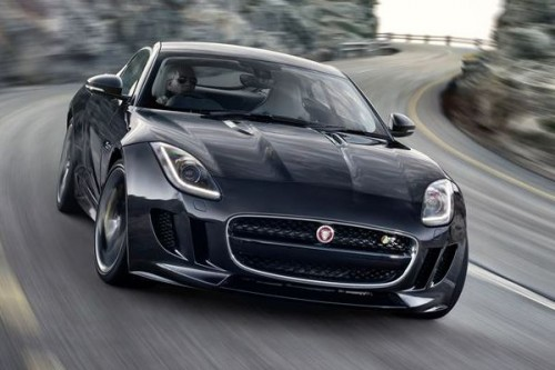 Jaguar pokazał F-Type'a Coupe!