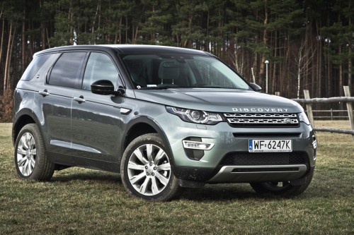 Land Rover Discovery Sport już w Polsce