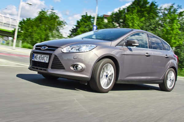 Ford Focus 1.0 EcoBoost: Test-Video  - motogazeta mojeauto.pl