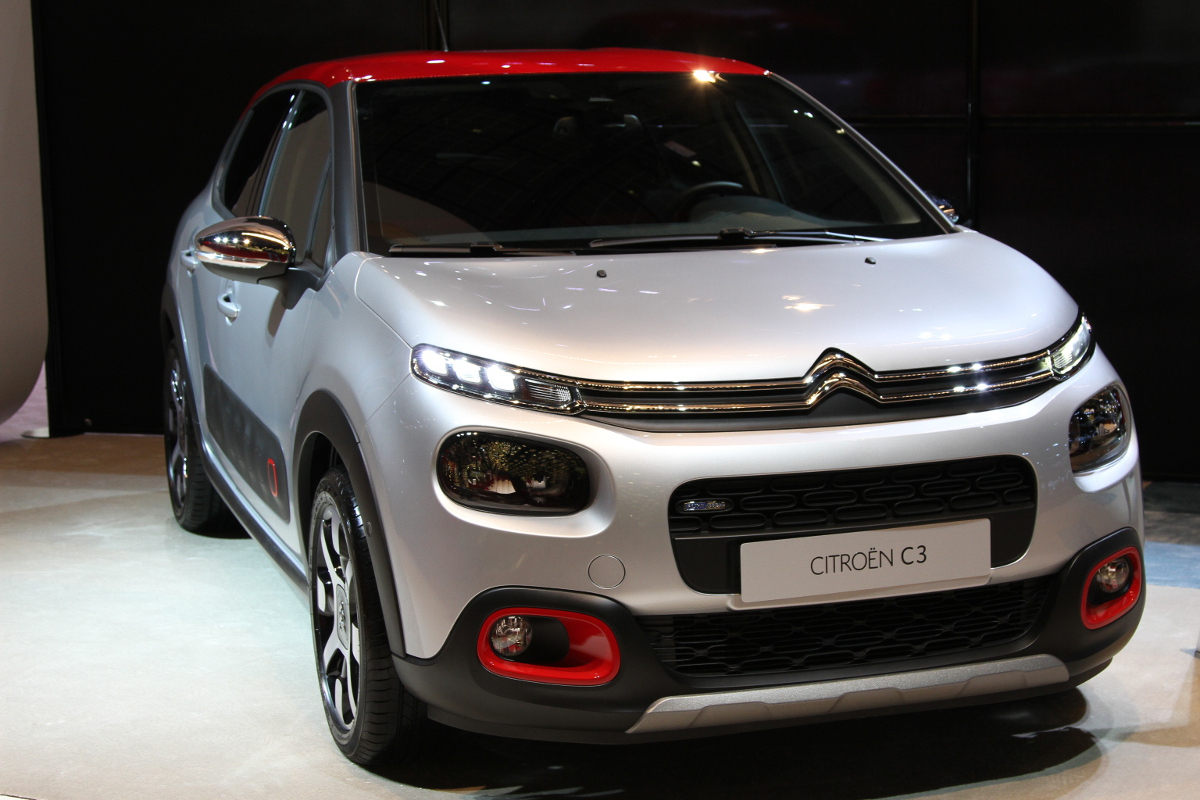 nowy citroen c3 ma y cactus motogazeta. Black Bedroom Furniture Sets. Home Design Ideas