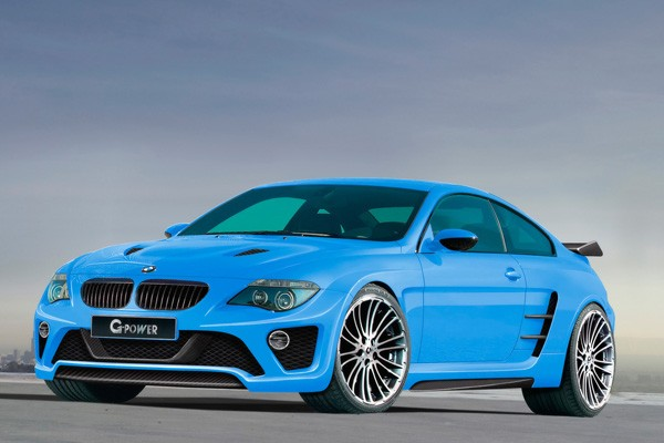 BMW M6 Hurricane CS G-Power  - motogazeta mojeauto.pl