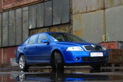 Skoda Octavia RS: Diesel-Power