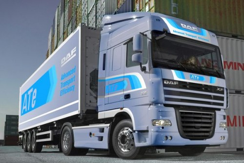 DAF Advanced Transport efficiency