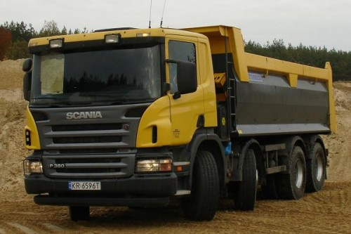 Scania Test Tour 2006