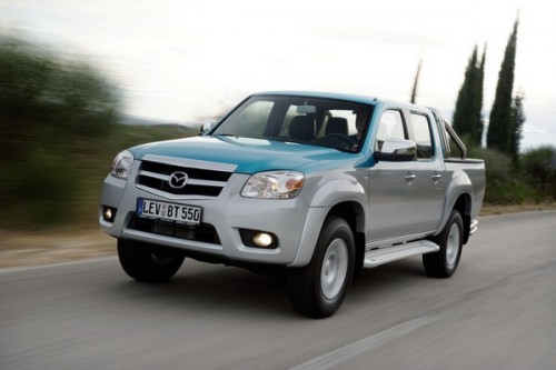 Mazda BT-50 po liftingu