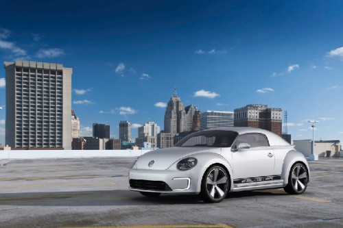 Volkswagen Beetle: Czy E-Bugster trafi do produkcji?