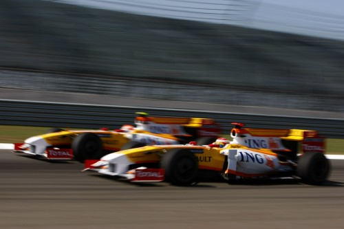 F1: Renault z KERS na Monzy