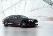 Bentley Continental GT Black Speed - wyjątkowy typ