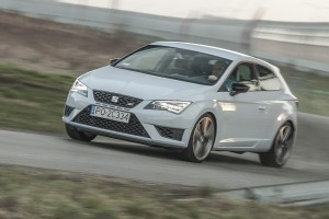 Seat Leon Cupra - test video
