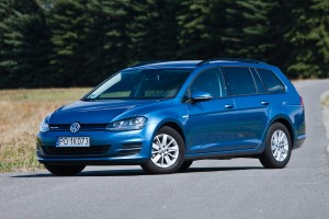 Volkswagen Golf Variant 1,6 TDI BlueMotion