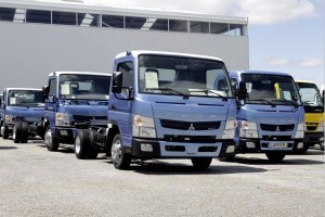 Nowy Fuso Canter